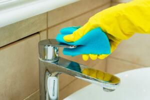 洗剤を使わずに洗面台を掃除してみませんか?