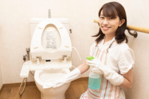 尿石はトイレつまりの原因!?尿石を除去する方法とは